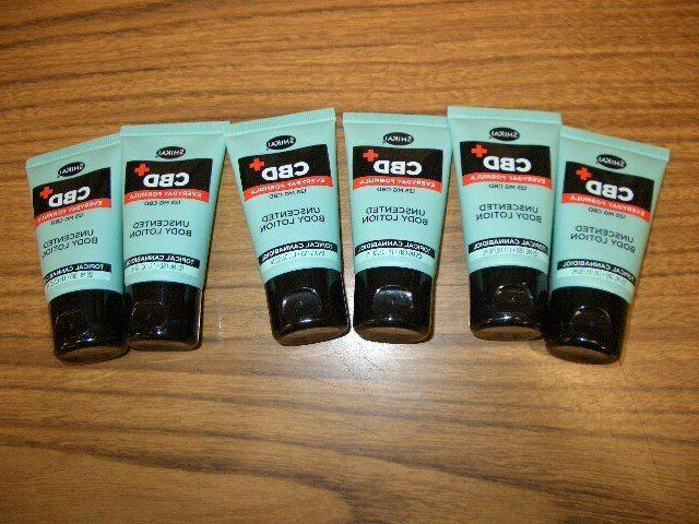 unscented body lotion everyday formula 6 tubes