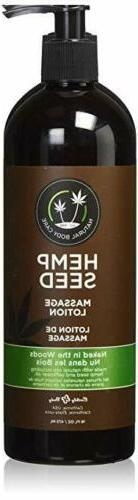 Earthly Body Earthly Body - Vegan Massage Lotion Naked in Th