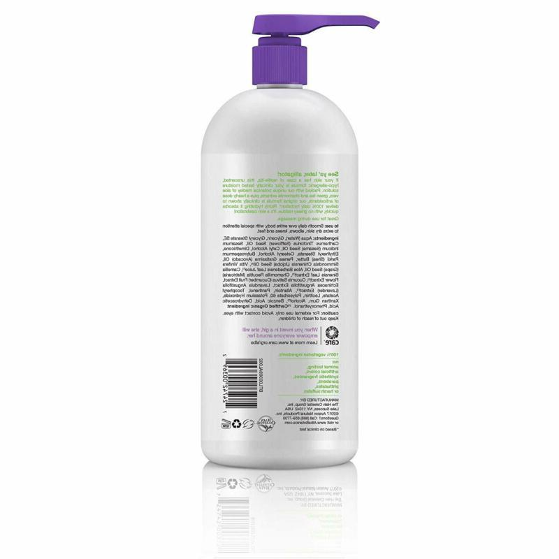 Unscented Body Lotion,