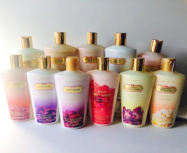 victoria s secret fantasies hydrating body lotion