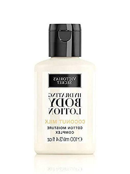 victoria s secret hydrating body lotion cotton