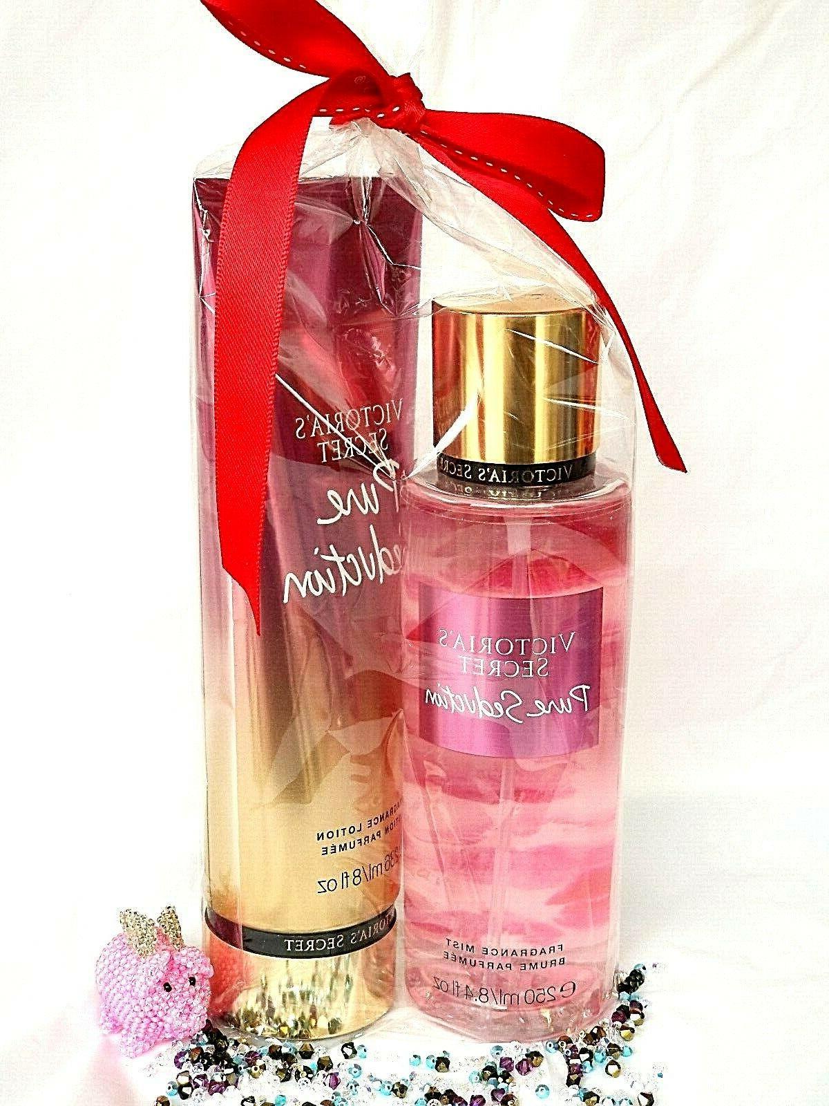 victoria s secret pure seduction fragrance body