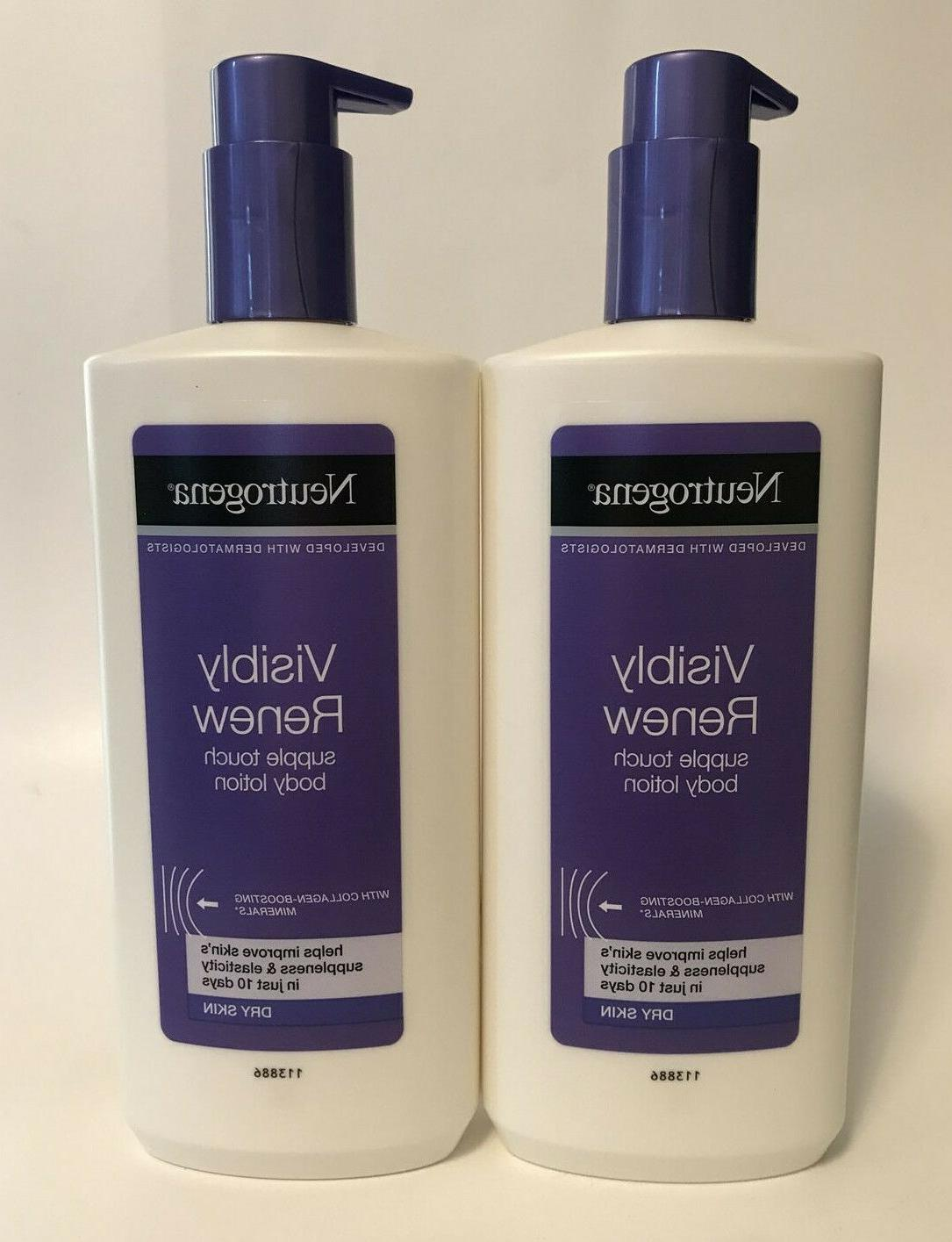 visibly renew body lotion 400 ml best