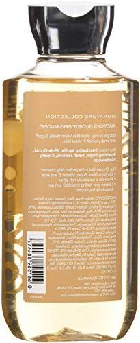 Bath Warm Vanilla Collection Shower Gel, oz, new