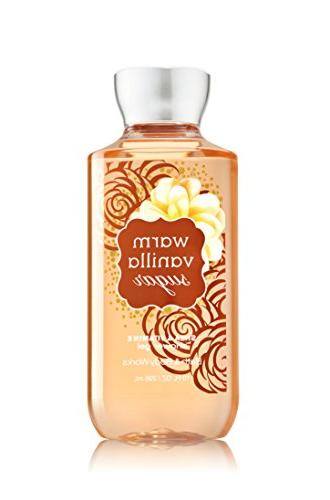 Bath and Body Works Warm Vanilla Sugar Signature Collection
