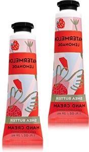 Bath and Body Works 2 Pack Watermelon lemonade Hand Cream. 1