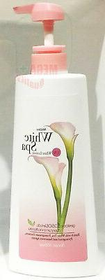 Mistine White Spa UV Body Lotion Enrich with White Tea Sunsc