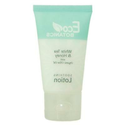 white tea and honey body lotion in