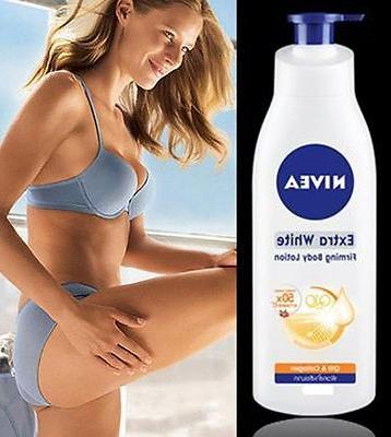 NIVEA BODY Whitening Lightening Bleaching Lotion with Body F