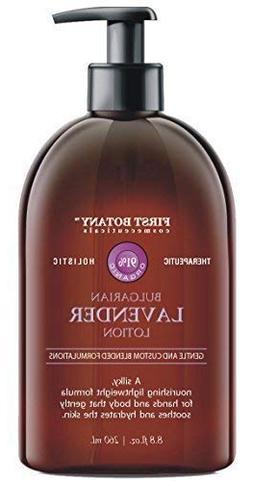 Lavender Oil Crème lotion 9 fl oz - Organic, Moisturizing,