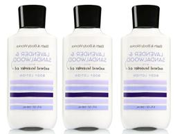 Bath and Body Works Lavender and Sandalwood Body Lotion 8 Ou