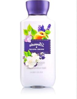 Bath and Body Works Lavender Spring Apricot Body Lotion 8 Ou