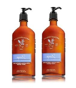 Bath and Body Works Body Lavender and Vanilla Body Lotion w