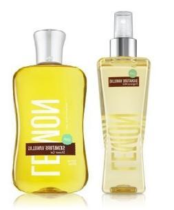 Bath & Body Works Lemon Vanilla Duo Fragrance Mist & Shower