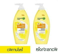 GARNIER LIGHT EXTRA WHITENING REPAIRING MILK BODY LOTION 2 P