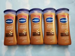 LOT VASELINE INTENSIVE CARE COCOA RADIANT BODY LOTION  10 FL