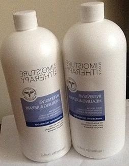 LOT OF 6 AVON MOISTURE THERAPY INTENSIVE BODY LOTION BONUS S