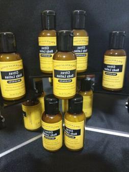 Lot of Pharmacopia Citrus Body Lotion Natural & Organic Body