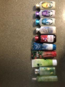 Lot of New Bath and Body Works Products