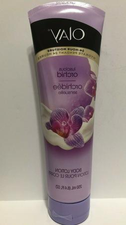 Olay Luscious Orchid 24 Hour Moisture Body Lotion 8.4 Fl Oz