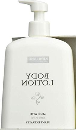 Kirkland Signature Body Lotion Made with 100% Pure Plant Ext