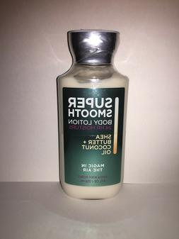 Bath & Body Works Magic In The Air Super Smooth Body Lotion,