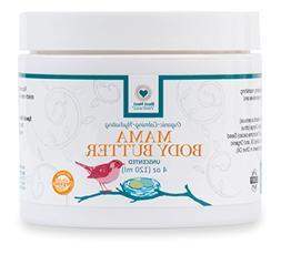 Best Nest Mama Body Butter | 100% Organic, Stretch Mark Prev