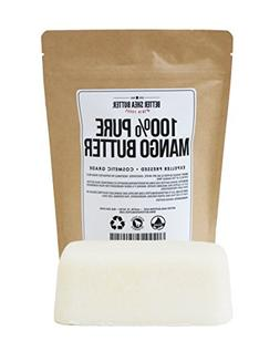 100% Pure Mango Butter - Can Substitute Shea Butter in Soap