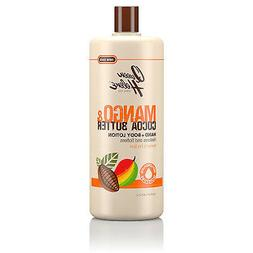 Queen Helene Lotion 32 Ounce Mango & Cocoa Butter Hand & Bod