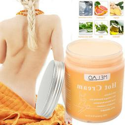 MELAO Anti Cellulite Slimming Weight Loss Hot Cream Firming