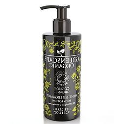 Greenscape Organic Mint & Bergamot Body Lotion 275ml