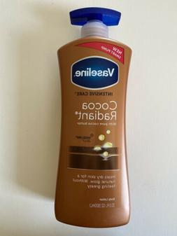 Vaseline Moisture Cocoa Radiant Body Lotion 20.3oz