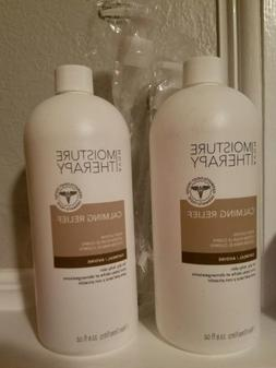 MOISTURE THERAPY  CALMING RELIEF BODY LOTION OATMEAL FOR DRY