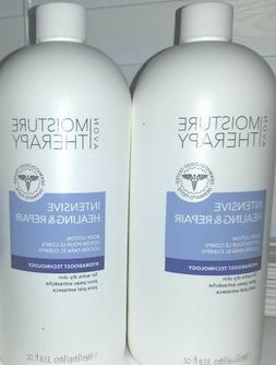 MOISTURE THERAPY INTENSIVE  HEALING AND REPAIR BODY LOTION 3