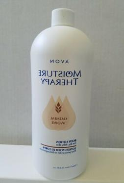 Avon Moisture Therapy Oatmeal Body Lotion for Extremely Dry