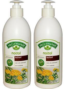 Nature's Gate Moisturizing Body Lotion - Herbal - 18 oz - 2