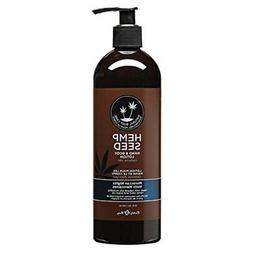 Earthly Body Hemp Seed Hand and Body Lotion, Moroccan Nights