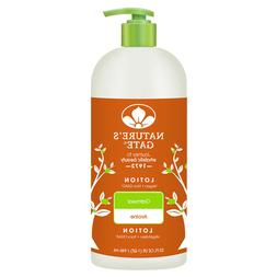 Natures Gate Lotion Mstrzng Oatmeal
