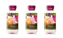 Bath & Body Works Napa Valley Sunset Lotion 8oz - Lot of 3