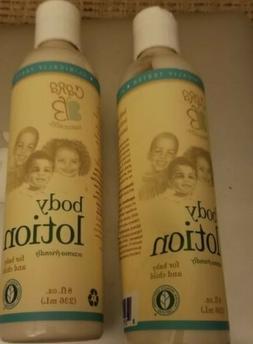 Cara B Naturally Body Lotion Eczema Friendly For Kids& Baby