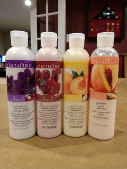 Avon Naturals Assorted Body Lotion 8.4 fl. oz Each - Choose