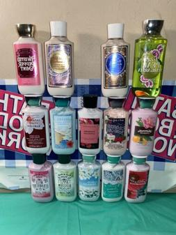 NEW BATH AND BODY WORKS BODY LOTION FULL SIZE YOU -CHOOSE SC