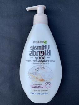 NEW Garnier Body 8.45oz Ultimate Blends Body Oat Milk Soothi