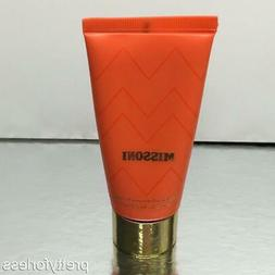 New Missoni Body Lotion Parfum 1.7 Fl Oz 50 ml Travel