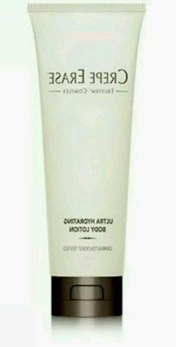 NEW Crepe Erase Ultra Hydrating Body Lotion 7.5 OZ. 220ml Tr