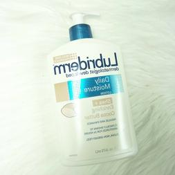 New LUBRIDERM Daily Moisture Lotion, Shea + Enriching Cocoa