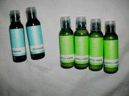 Under the Canopy~4 Body Lotion+ 2 Shampoo ~White Citrus & Li