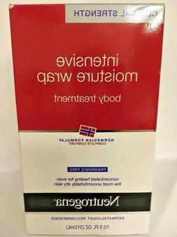 Neutrogena Norwegian Formula Intensive Moisture Wrap Body Tr