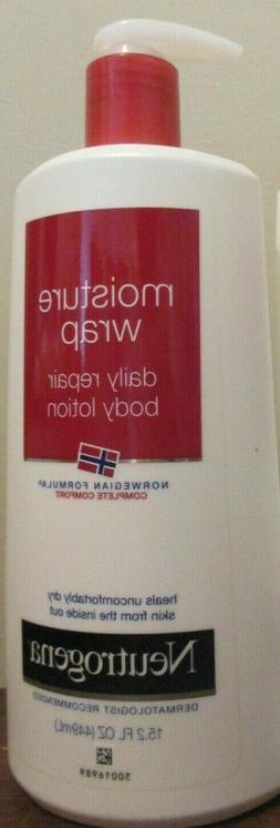 Neutrogena Norwegian Formula Moisture Wrap Daily Repair Body