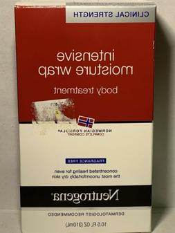 Neutrogena Norwegian Formula, Intense Moisture Wrap, Body Tr
